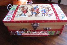 Advents- & Weihnachtskalender / Alle Jahre wieder, meine, bei meiner Familie, beliebten Advents- und Weihnachtskalender