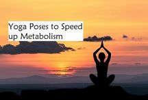 Yoga Poses to Speed up Metabolism