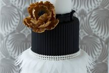 paper wafer cake