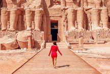Travel: Egypt & North Africa