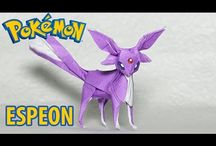 origami pokemon
