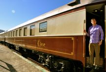 Royal Orient Train Tour