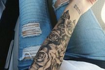 tattooes