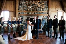 Wedding ideas / by Kristen Peden