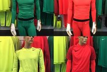 Nike Goalkeeper Sets