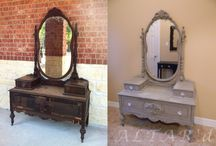 Divine Consign - Painted furnitur projects