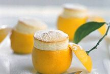 Desserts- Soufflés