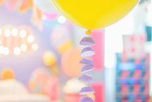 Ballon Ideen / Luftballons, Folienballons, Ballondekoration, Party-Deko, Ideen für Ballondekorationen, Ballon-Arques, Themen-Ballons, Script-Ballons, DIY