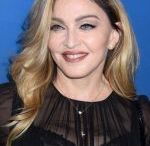 MADONNA at Gala Benefiting Haitian Relief in Beverly Hills