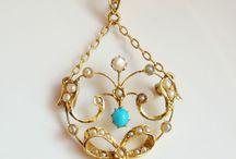 Antigue Jewelry