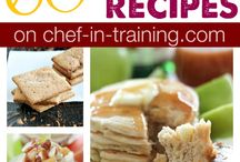 Chef in Training's cool recipes