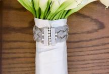 Свадебный букет&бутоньерка / Свадебный букет