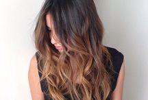 Hair-balayage