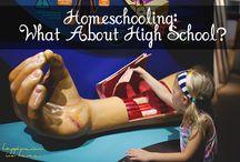 Homeschool / by Jodie St. Clair