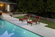 Coolpavers / The high solar reflectance (SRI) of these pavers creates a surface that is cooler to the touch, regardless of the outside temperatures. This paver is perfect for pool surrounds and features a slip resistant surface.