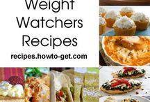 Weight watcher recipes / by Brittany Scott-Gillespie