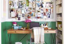 Studio / Office Spaces / by Trovare Design