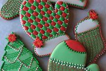 Пряник Новый год/Gingerbread new eyar