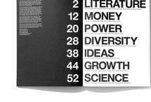 Book design / Design