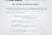 Eximius Personnel Career Events