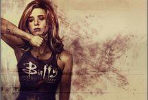 Buffy The Vampire Slayer - Buffy l'ammazza vampiri / Una bacheca interamente dedicata alla giovane cacciatrice di vampiri Buffy.