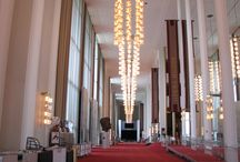 theater foyer