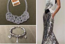 Holy Manufatura / Colar e pulseira feitas à mão