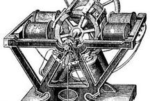 Invention / Электрические и тепловые машины. Оригинальные технические идеи. история техники