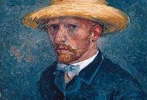 Illustraties en tekeningen van Vincent van Gogh