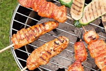 Barbecue / Get grilling with these tasty meat and veggie recipes