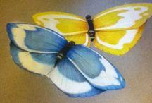 Butterflies / by Sue Houde