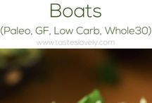 Boating food