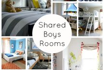 SHARED BOYS ROOM