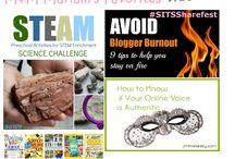 SaturdaySharefest #SITSBlogging