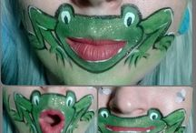 Face painting / by Rauni Whiz