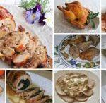 """Ricette di Natale / Una piccola raccolta delle ricette di Natate dagli antipasti ai primi, secondi e dolci selezionati dal blog """"In cucina con zia Lora"""""""
