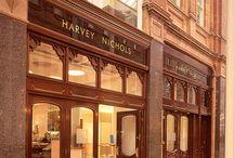 Harvey Nichols (Shop Front), Leeds