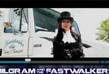 Fastwalkers Episode 3 / Fastwalkers is a noir soap opera about UFOs