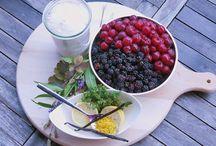 selbstgemachte Zitronenthymian-Brombeer-Marmelade Rezept / Sebstgemachte Brombeermarmelade mit Zitronenthymian, Kirschen und Zitronenabrieb