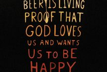 Beer / Because beer is translator's best friend