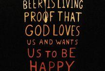 Beer / Because beer is translator's best friend