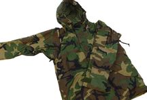 Army Outdoor Clothing and Accessories / Army Outdoor Clothing and Accessories