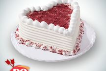 "Valentine's Day Party / Show your love this Valentine's Day with a ""hearty"" celebration. Whether it's a party for two or one full of family fun, DQ has the perfect last-minute ideas for you!  / by DQ® Cakes"