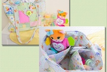 quilted baby bags