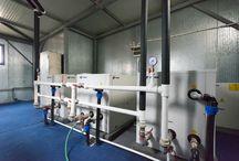 Pompe de caldura geotermale la Romexpo