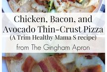 THM Wraps and Pizza