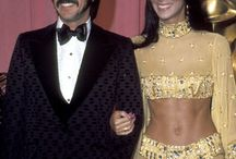 Sonny & Cher...Singing & Acting / Sonny and Cher as an act together (married) and Cher, alone, after Sonny died.