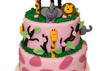 Jungle cat cake ideas