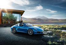 Nuevos Porsche 911 Targa 4 y 911 Targa 4S / Nuevos Porsche 911 Targa 4 y 911 Targa 4S con motores biturbo más potentes y tracción integral. La última generación del 911 más deportiva y confortable.