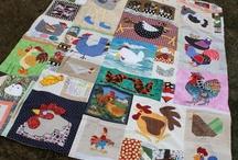 Chicken Craft Ideas / Chicken inspired crafts / by Melanie Saderholm